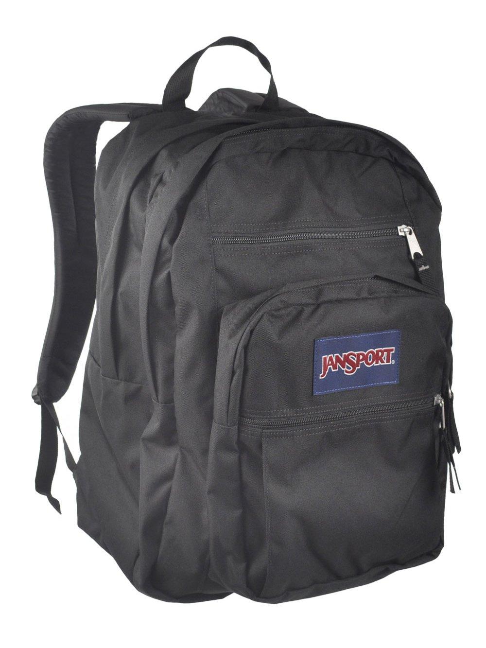 JanSport Big Student Backpack Oversized with Multiple Pockets