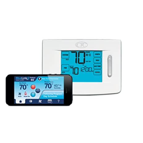 Procomm Smart Wifi Thermostat