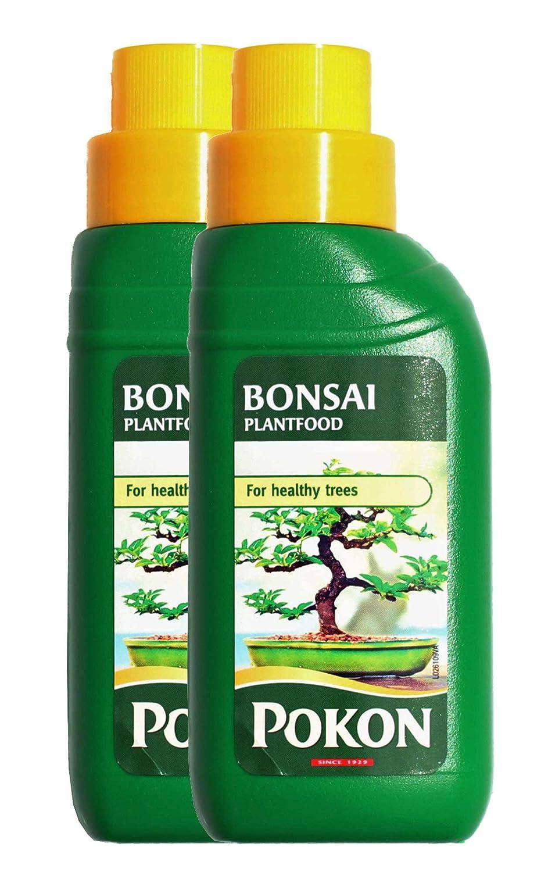2 x Bottles of Liquid Bonsai Tree Feed for All Trees (Inc Postage) Pokon