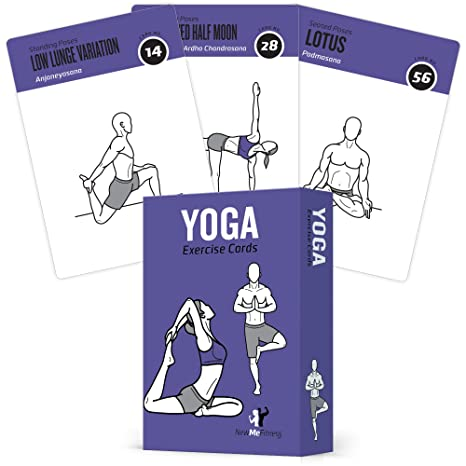 YOGA CARDS POSE SEQUENCE FLOW