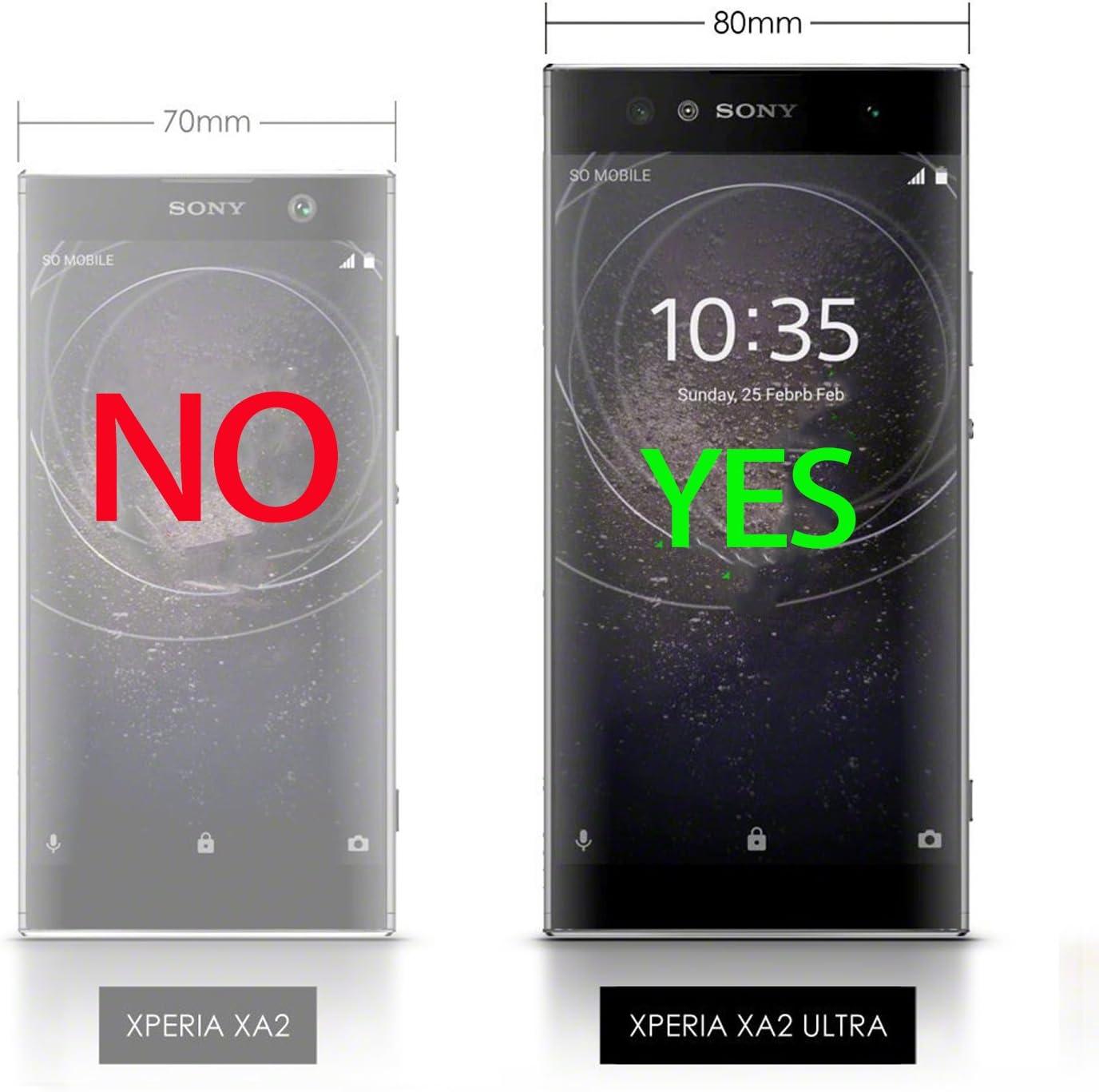 Für Sony Xperia XA2 Ultra Auto Schwanenhals Halter 25 cm XXL RICHTER HR