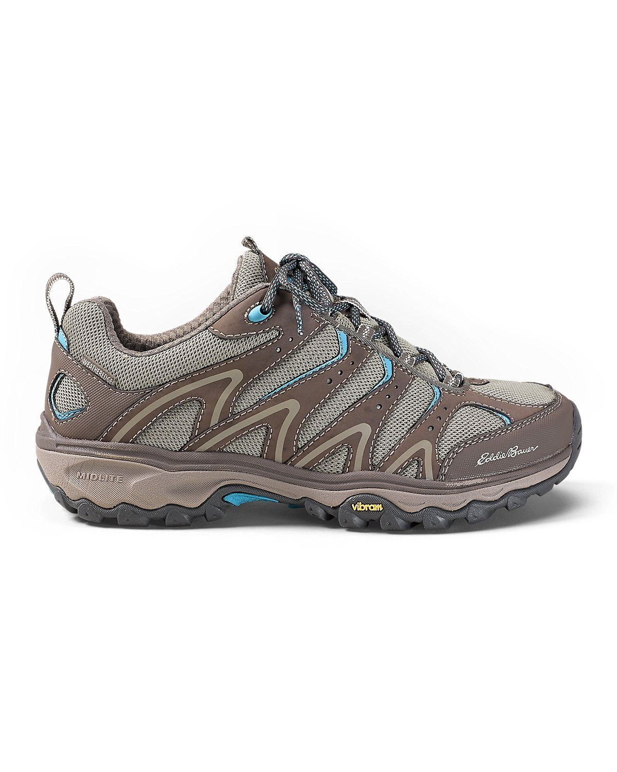 Eddie Bauer Women's Lukla Pro Waterproof Lightweight Hiker B00MHVO6DC 10 B(M) US|Mushroom (Brown)
