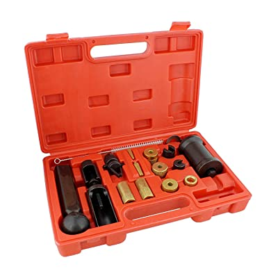Supercrazy Engine Injector Removal Puller Kit Car Repair Garage Installer Tools for AUDI SKODA SF0053: Automotive
