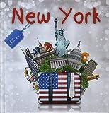 Amazon.fr - A Walk in New York - Salvatore Rubbino - Livres