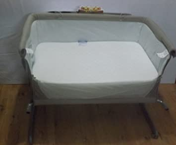 Crib-Mattress NEXT2ME for Chic bedside next to me Mattress only