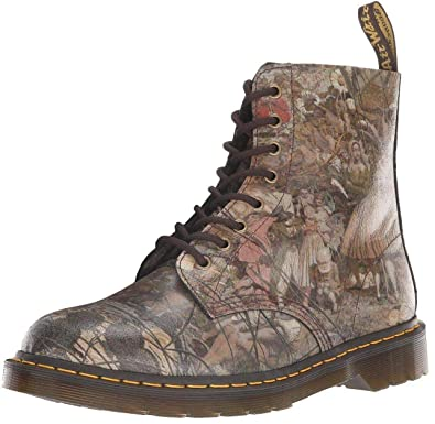 9d0e13f1883 Dr Martens 1460 Pascal DADD Tate Cristal Suede Womens Boots: Amazon ...