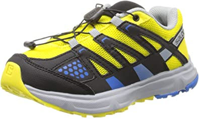 Salomon Xr Mission J Ye/Bk/Bl: Amazon.es: Zapatos y complementos