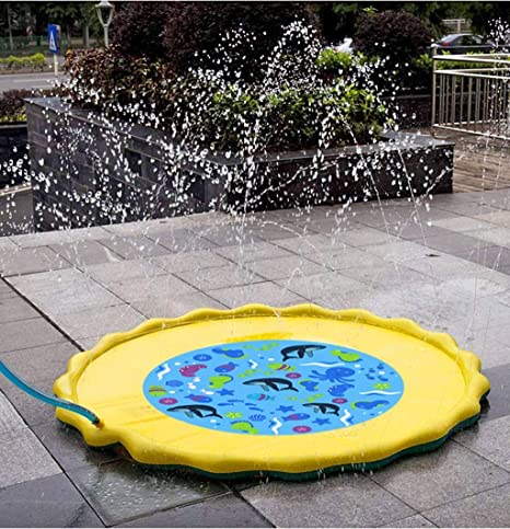 LCYCN Piscina Inflable,67