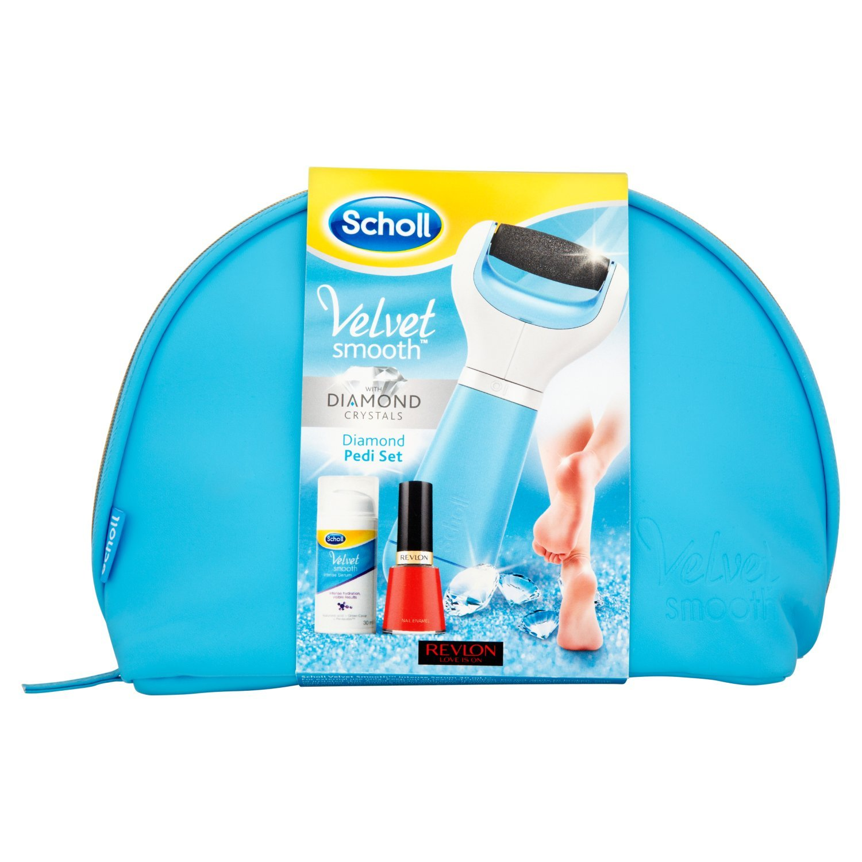Scholl Velvet Smooth Diamond Pedi Set (Colour of the Bag May Vary) Reckitt Benckiser 3017534