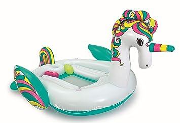 Bestway 43228 Float n Fashion Unicornio de la Fortuna de ...