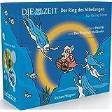 Der Ring des Nibelungen, Parsifal, Der fliegende Holländer, Hörspiel mit Opernmusik für kleine Hörer (Die ZEIT-Edition 6 CD-Box) (Der Ring des Nibelungen für kleine Hörer, Die ZEIT-Edition)