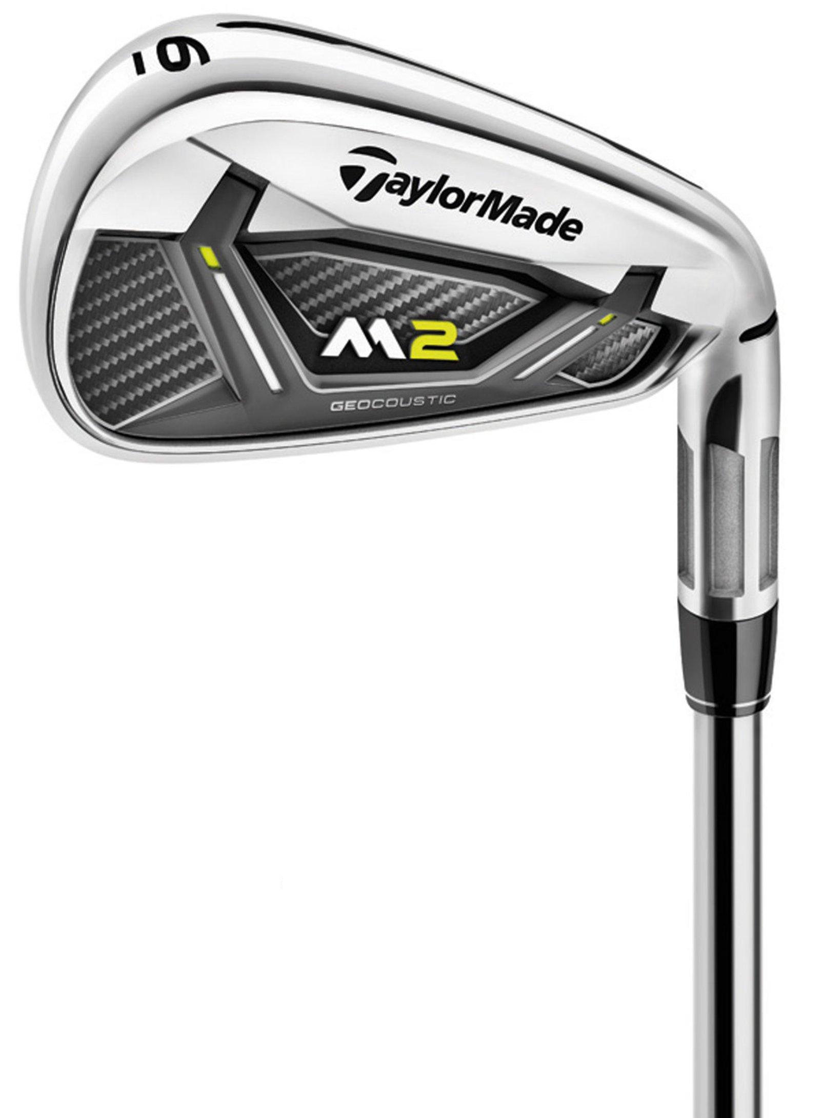 Taylormade Golf 2017 M2 Pitching Wedge PW 43.5 M2 REAX Graphite Mens RH Stiff