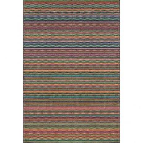 Amazon.com: Indoor Outdoor Rug Runner - 2.5\' X 8\' - Mixed-Rainbow ...