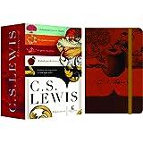 Box C. S. Lewis - 5 Volumes (edicao Premium + Caderno Moleskine Exclus