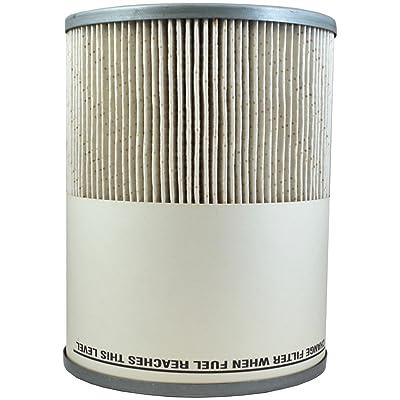FRAM CS11122 HD Fuel/Water Coalescer Cartridge Filter: Automotive