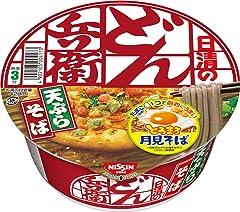 日清 どん兵衛天ぷらそば(西) 100g×12個