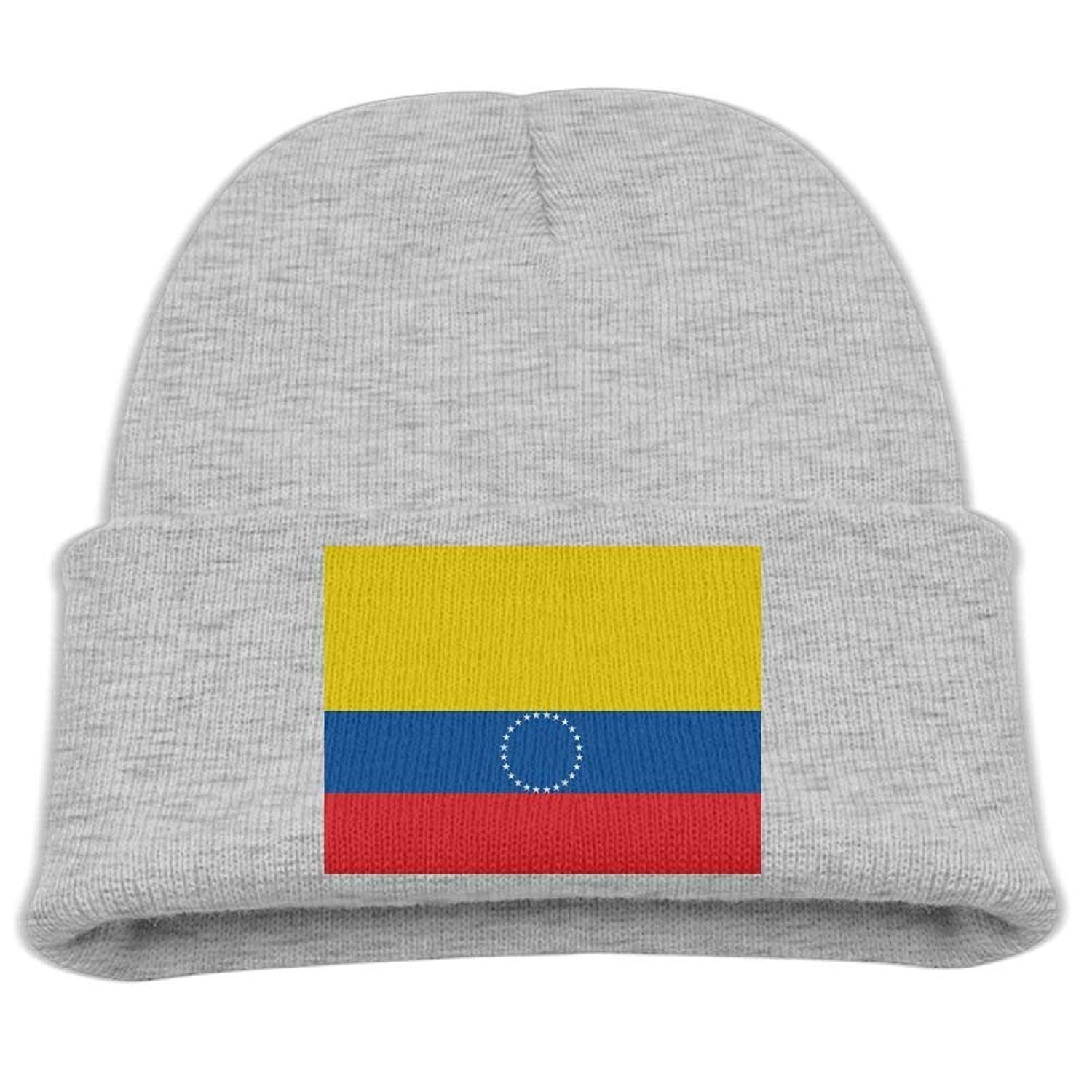 shjsertjs Flag of Ecuador Kids Hats Winter Funny Soft Knit ...