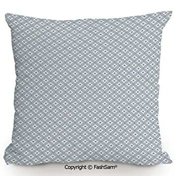 Amazon.com: FashSam Throw Pillow Covers Circular Shapes ...