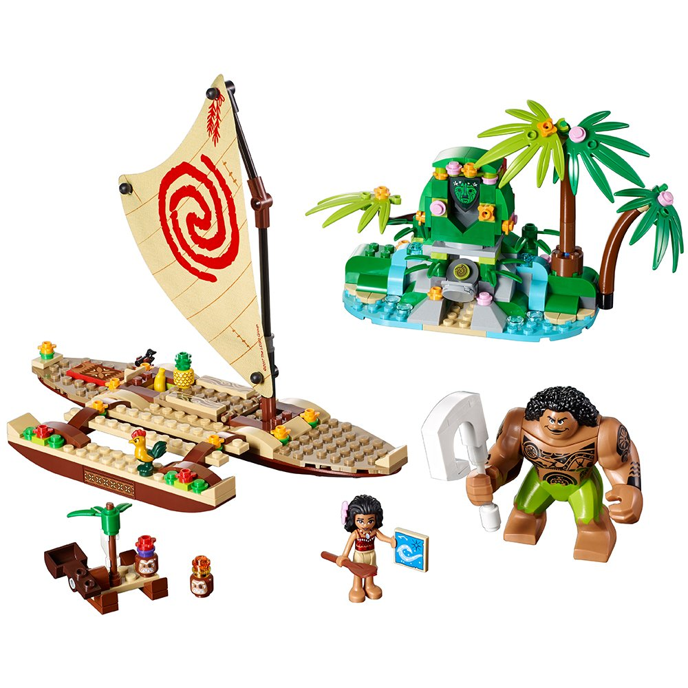 LEGO l Disney Princess Moana's Ocean Voyage 41150 Disney Moana Toy 6175088