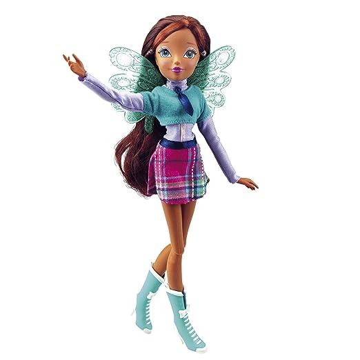 42 opinioni per Giochi Preziosi- Winx Fairy School Bambola Aisha con Bracciale, per Bambina