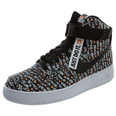 f22421ccb9439c Amazon.com  Nike - Air Force 1 High 07 LV8 Flax - 882096200  Shoes