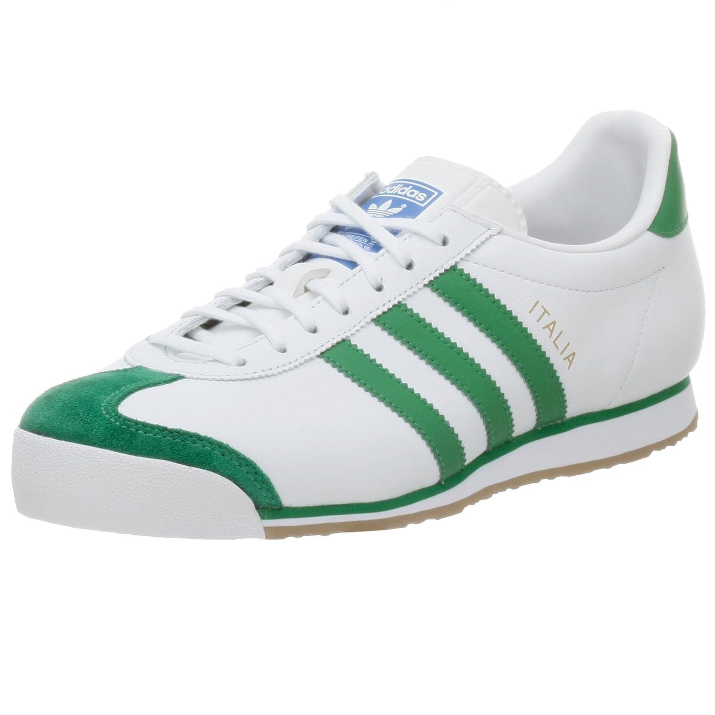 Amazon.com: adidas Originals Men's Italia 74 Training Shoe,White/Fairway/Gum3,5  M: Sports & Outdoors