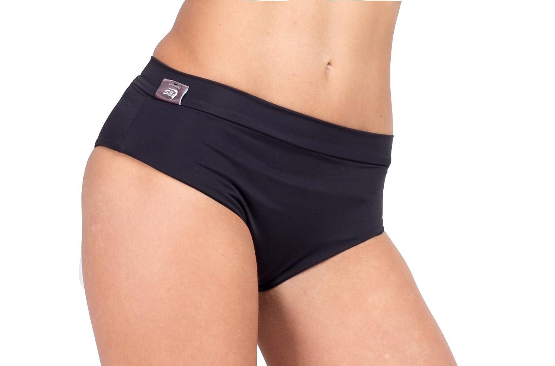 bspolewear SHORTS レディース B076QDFVCL ブラック M