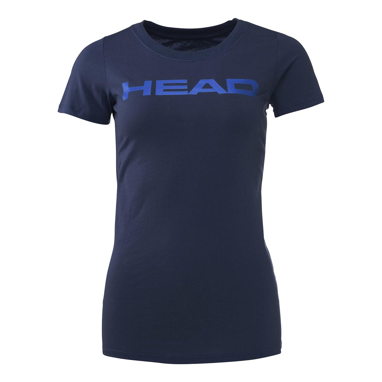 M blau HEAD Damen Lucy T-Shirt Women