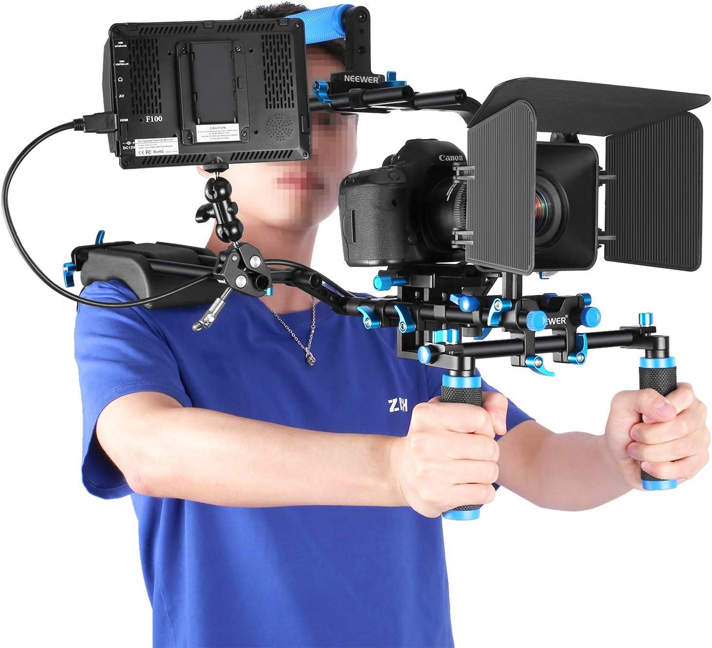 Neewer Film Video Macher System Set Mit F100 7 Zoll Kamera