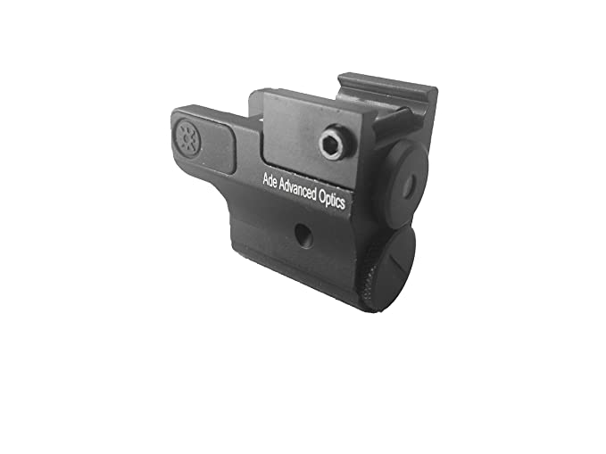 Walther Red Laser Sight Fits Walther P22 Black Finish WTHR Sights