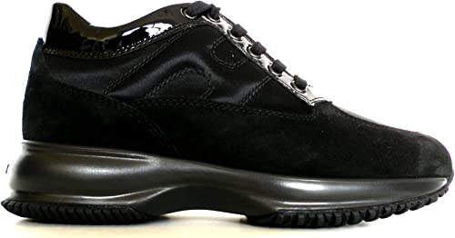HOGAN donna sneakers bassa allacciata HXW00N0001035X9997 ...