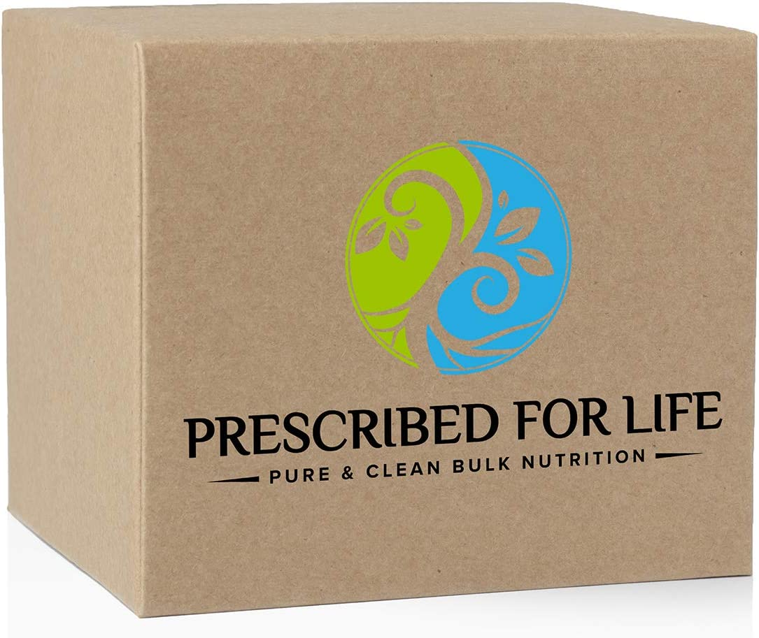 Prescribed for Life Chasteberry - Natural Berry Powder (Vitex Agnus castus), 1 kg