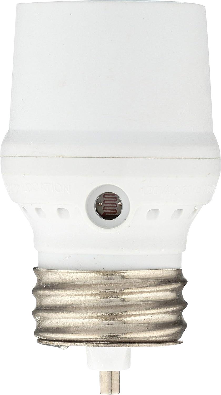 Voltec 08-00434 65 Watt CFL Dusk-to-Dawn Security Light Bulb Included