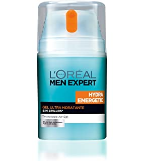 LOréal Paris Men Expert Hydra Energetic Fluido Polar Ultra Hidratante - 50 ml