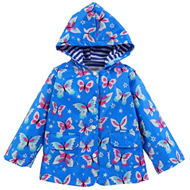 ae641e7e4 Amazon.com  Yamed Summer Baby Boy Girls Coats Windbreaker Kids ...