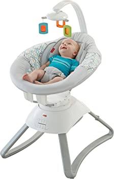 Fisher Price Soothing Motions Seat