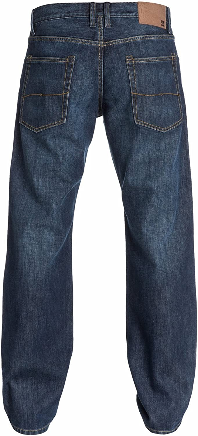 Quiksilver Jeans Homme - - Dark Used
