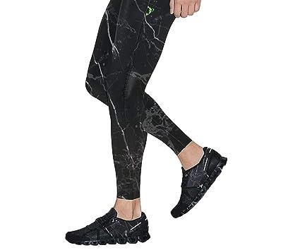 f8dbb40eac2 HeatSeekerYogi Men's Yoga Compression Tights, Men's Yoga Compression Pants