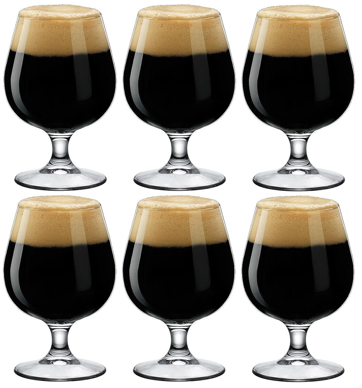 Rocco Bormioli - Juego de Copas (53 Cl) Compuesto de 6 Piezas, para Cerveza paraCerveza Bormioli Rocco 0133