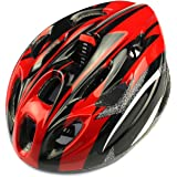 Lowpricenice(TM) Newest 18 Vents Adult Sports Cool Mountain Road Bicycle Bike Cycling Helmet Ultralight