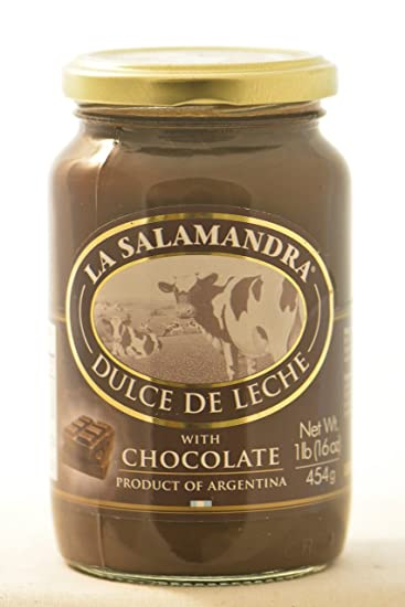 La Salamandra Dulce De Leche with Chocolate