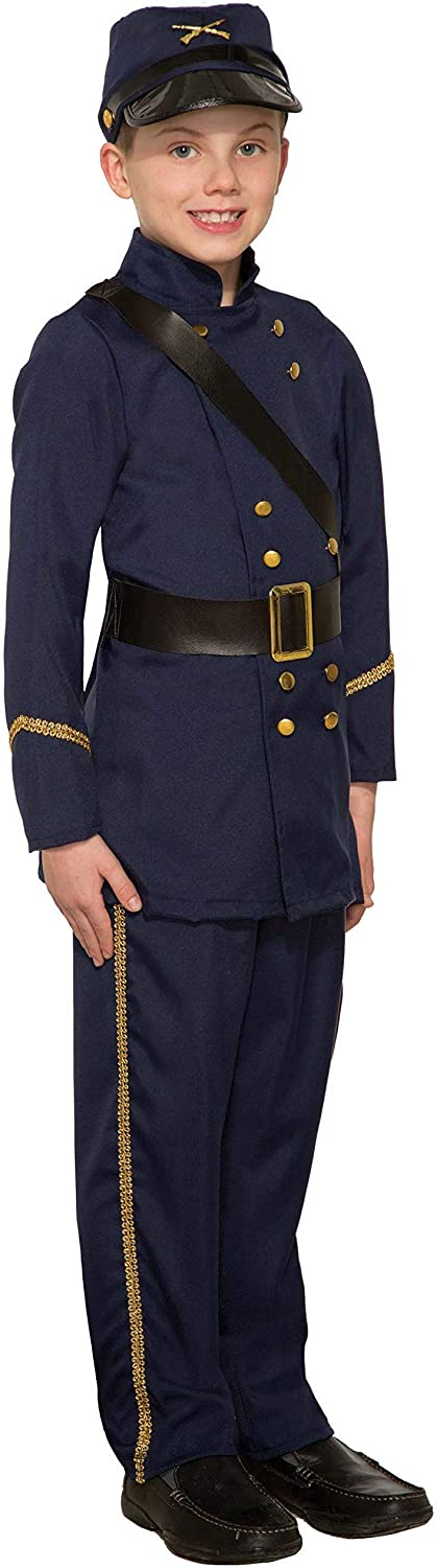 Forum Novelties Boy's Union Civil War Costume