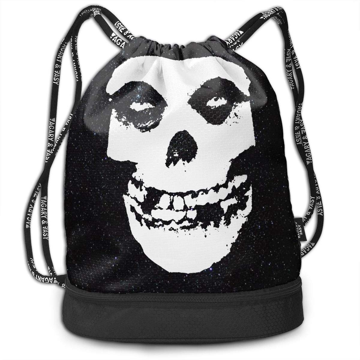 Xdfcvmalkwrj Unisex Mens Womens Misfits Durable Beam Backpack Gift