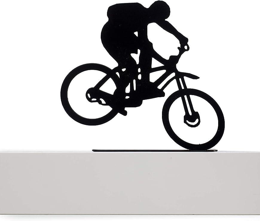 Artori Design Biker Extremo | Ciclista Extremo | Silueta metálica ...