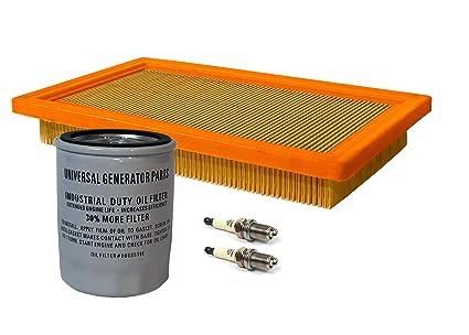 Amazon.com: Universal Generador Sustitución de piezas Kit de ...