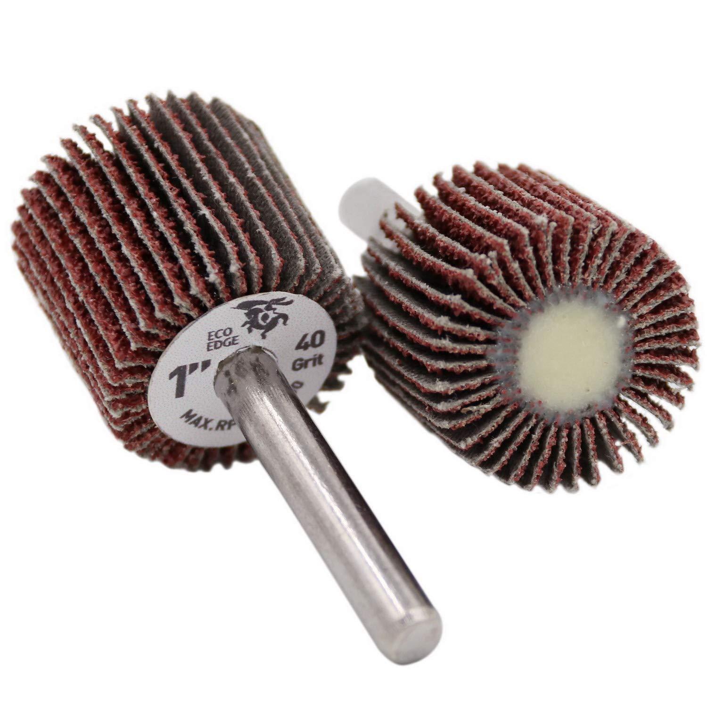 10//Case 4 Cases Standard Abrasives S//C Unitized Wheel 852410 524 2 in x 1//4 in x 1//4 in