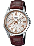 Casio Enticer Analog Silver Dial Men's Watch-MTP-E311LY-7AVDF (A1197)