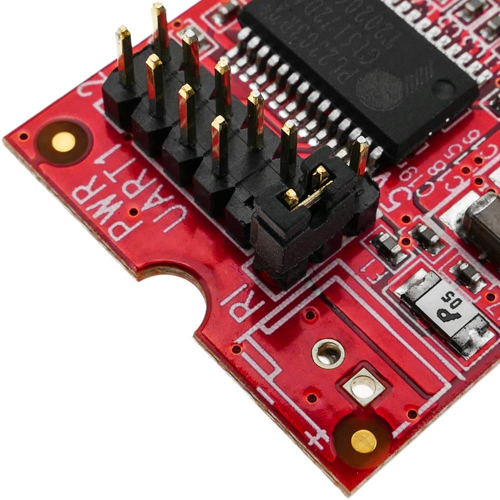 Modulo convertitore Presa M.2 Tipo A-E Key a seriale RS232 BeMatik
