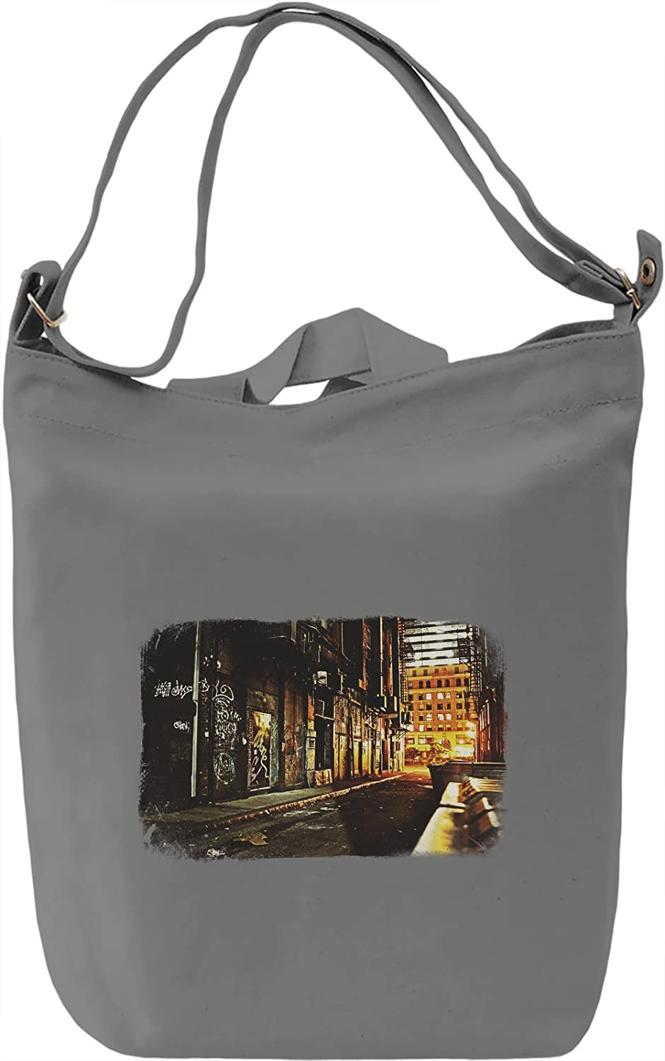 575a46876bcf Streets Of Rage 2 City Canvas Day Bag