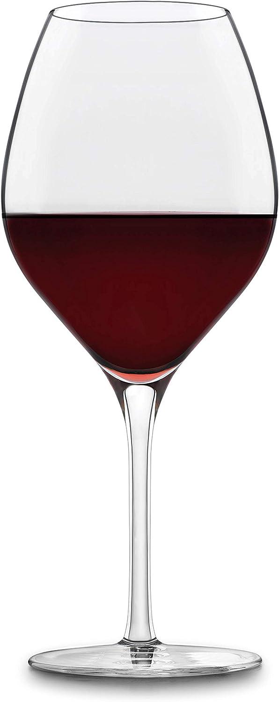 Libbey 4-piece, 25.75-ounce Set Signature Westbury Red Wine Glasses, 25.75 oz